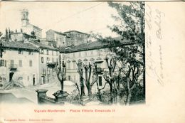 Vignale Monferrato. Piazza Vittorio Emanuele II -  Lot.1724 - Alessandria