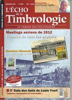 L' ECHO DE LA TIMBROLOGIE  N° 1868 + SCANN SOMMAIRE - Tijdschriften
