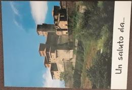 Un Saluto Da Torrechiara (Parma) Il Castello - Viaggiata - (2474) - Italia