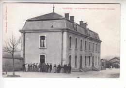 Ps- 55 - SAINT MIHIEL - 40 D'artillerie - Quartier Senarmont - Cantines - Timbre - Cachet - 1907 - Saint Mihiel