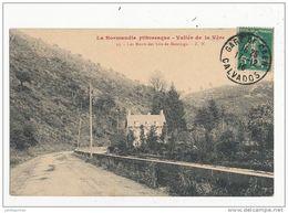 LES MONTS DES BOIS DE MONTAIGU NORMANDIE PITTORESQUE CPA BON ETAT - France