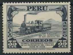 Perou (1936) PA N 13 (charniere) - Pérou