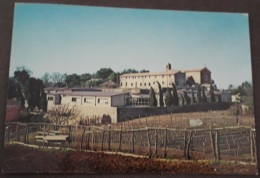 Tolfa (Roma) -  Convento Dei Cappuccini - 10B - Viaggiata  - (2524) - Altre Città