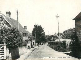 PIE-18.ma-984 : THE STREET KINGSTON NEAR LEWES - Kingston