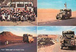 PIE-18.ma-990 : HAUTE-VOLTA. RALLYE AUTOMOBILE. PUBLICITE PAPIERS PLEIN-CIEL - Burkina Faso