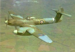 Westland Whirlwind I  -  Chasseur  -  CPM - 1939-1945: 2ème Guerre