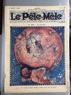 Le Pele Mele Rabier Couverture Par Carl Hap Atlas La Paix 17 Aout 1919 - Journaux - Quotidiens