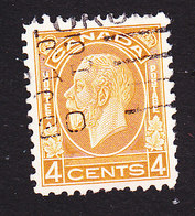 Canada, Scott #198, Used, George V, Issued 1932 - 1911-1935 Reign Of George V