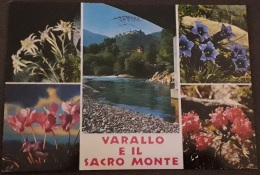 Varallo E Il Monte Sacro (VC) - VAR 13 - Viaggiata - (2592) - Italia