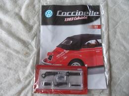 Altaya Coccinelle 1303 Cabriolet Volkswagen Numéro 22 - Maquettisme