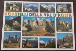 I Castelli Della Val D'Aosta - 600-0174 - Viaggiata - (2528) - Altre Città