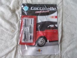 Altaya Coccinelle 1303 Cabriolet Volkswagen Numéro 26 - Maquettisme