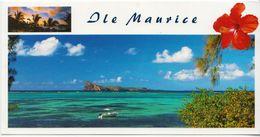 Mint Post Card - Mauritius