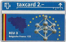 Switzeland - Swisscom - L&G - Ecu Series Belgium - 510L - 10.1995, 500ex, Mint - Switzerland