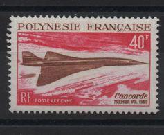 POLYNESIE FRANCAISE - POSTE AERIENNE YVERT N° PA 27 ** - Luchtpost