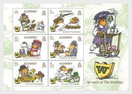Alderney - Postfris / MNH - Sheet The Wombles 2018 - Alderney