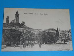 04 ) Reillanne - Saint-denis  : Année 1910 : EDIT : - Other Municipalities