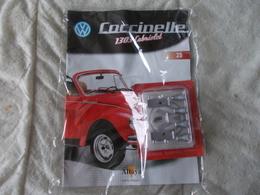 Altaya Coccinelle 1303 Cabriolet Volkswagen Numéro 35 - Maquettisme