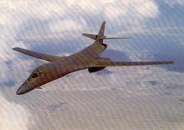 Rockwell International B-1 Long-Range Prototype Bomber  -  CPM - 1946-....: Moderne