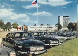 Brno - International Fair - Old Cars , Tatra 1964 - República Checa