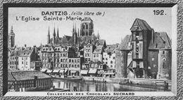 Dantzig Gdansk Image Chocolat Suchard - Poland