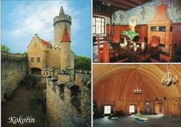 Burg (Hrad) Kokorin - Tschechien - Schlösser
