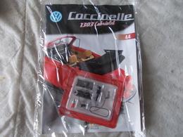 Altaya Coccinelle 1303 Cabriolet Volkswagen Numéro 44 - Maquettisme