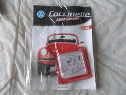 Altaya Coccinelle 1303 Cabriolet Volkswagen Numéro 45 - Maquettisme
