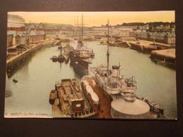 Carte Postale - BREST (29) - Le Port De Guerre (2161) - Brest