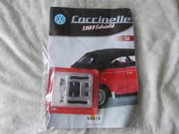 Altaya Coccinelle 1303 Cabriolet Volkswagen Numéro 54 - Unclassified
