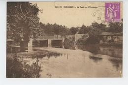 ECHARCON - Le Pont Sur L'Essonnes - France