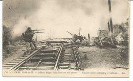ARMEE BELGE 1914-1918 - SOLDATS BELGES - Guerre 1914-18