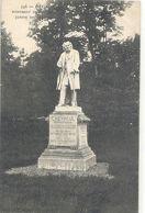 346. PARIS . MONUMENT DE CHEVREUL . JARDIN DES PLANTES . AFFR AU VERSO LE 22-12-1904 . 2 SCANES - Arrondissement: 05