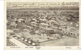 Cpa Accra Ghana Lettre D Amour Année 1919 - Ghana - Gold Coast