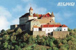 Burg Palanok - Mukaschevo (Ukraine) - Schlösser