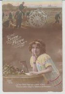 Lot De 10 Cartes Patriotiques ( Grande Guerre Et Cartes Avec Poème) - War 1914-18