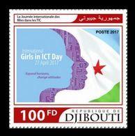 Djibouti 2017 Mih. 1863 International Girls In ICT Day MNH ** - Djibouti (1977-...)