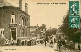 Wignehies. Rue Jean De Fresnes - Autres Communes