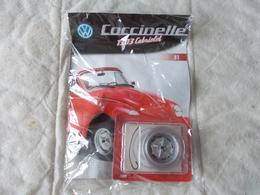 Altaya Coccinelle 1303 Cabriolet Volkswagen Numéro 91 - Maquettisme