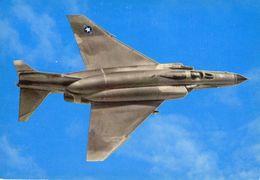 McDonnell Douglas RF-4E Phantom II  -  CPM - 1946-....: Ere Moderne