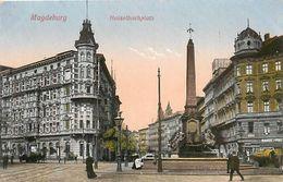 P-18.ma : 1002 : MAGDEBURG - Magdeburg
