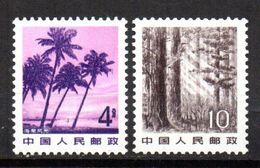 Serie  Nº 2543/4 China - Unused Stamps