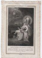 Image Religieuse/ CANIVET/L'Hostie Sainte Pour L'Eglise De France/Ch Letaille/Paris/Fin XIXéme   IMPI8 - Images Religieuses