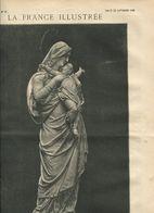 Salon De 1880 Gustave Doré La Madone - Books, Magazines, Comics