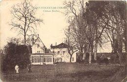 -dpts Div.-ref-YY78- Landes - Saint Vincent De Tyrosse - St Vincent De Tyrosse - Chateau Northon - Chateaux - - Saint Vincent De Tyrosse