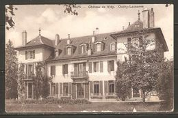 Carte P ( Lausanne / Château De Vidy ) - VD Vaud