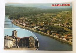 Sablons. - France