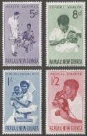 Papua New Guinea. 1964 Health Services. MNH Complete Set. SG 57-60 - Papua New Guinea