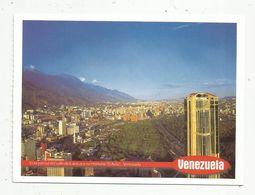 Cp , VENEZUELA , VISTA PARCIAL DEL VALLE DE CARACAS Y SU MONTANA EL AVILA ,vierge - Venezuela