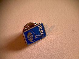 """Pin's """" Run """" - Markennamen"""